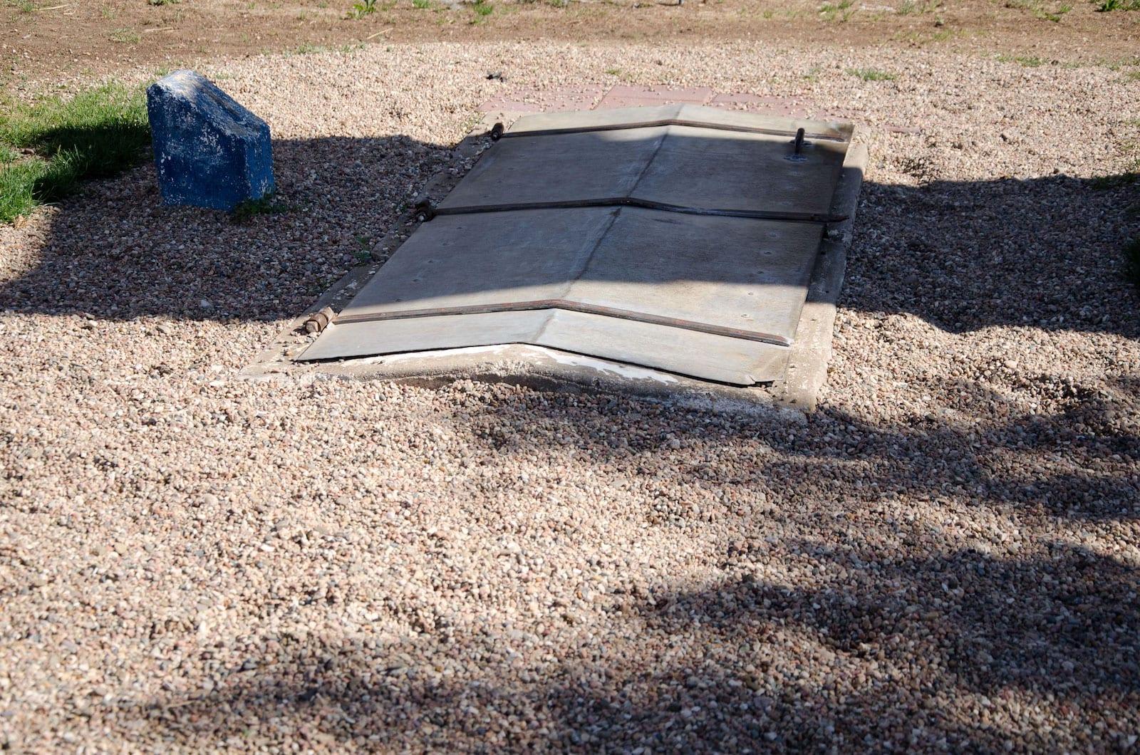 Ludlow Massacre Site Colorado Death Pit