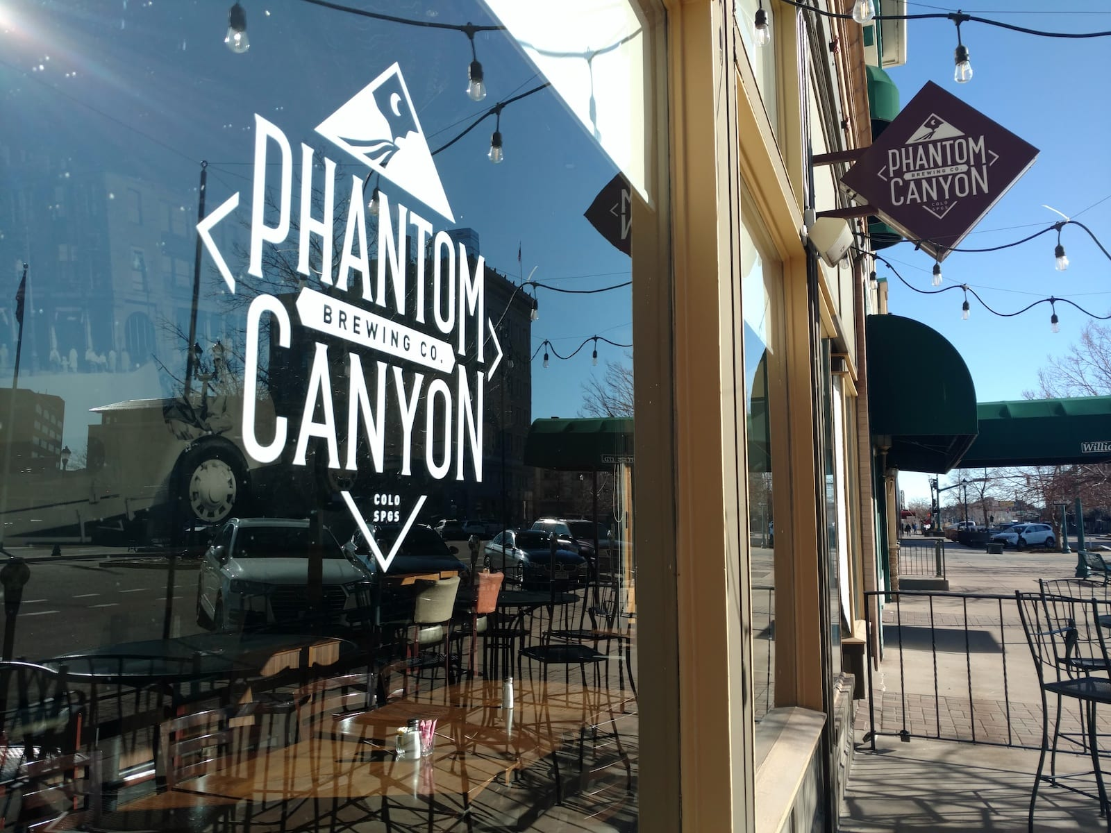 Perusahaan Pembuatan Bir Phantom Canyon Colorado Springs
