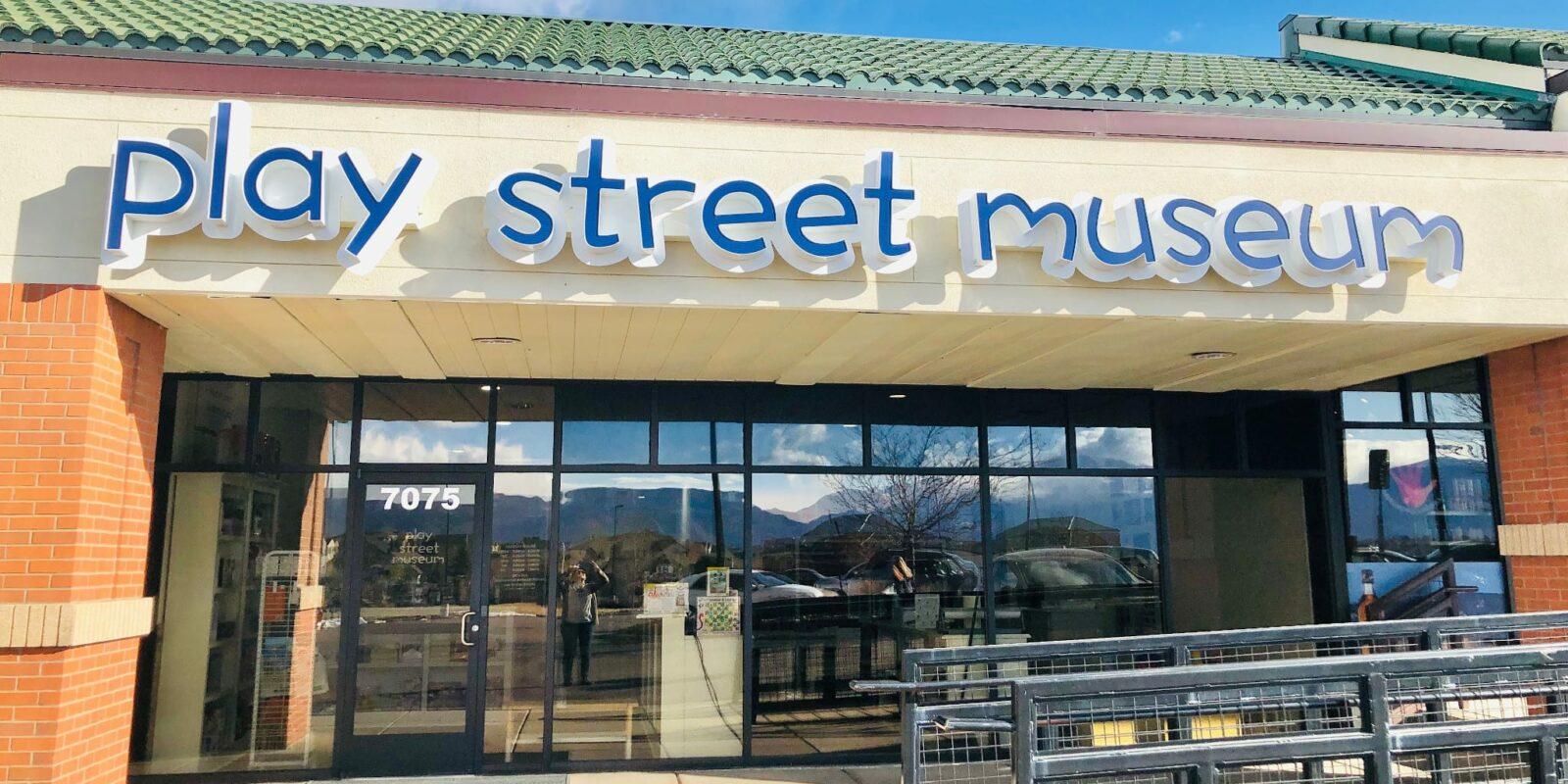 Play Street Museum Colorado Springs