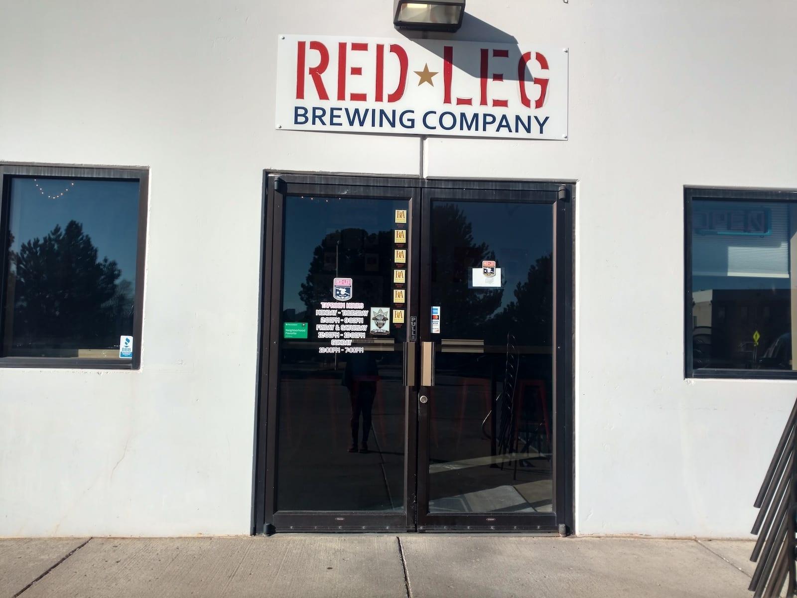 Perusahaan Pembuatan Bir Kaki Merah Colorado Springs