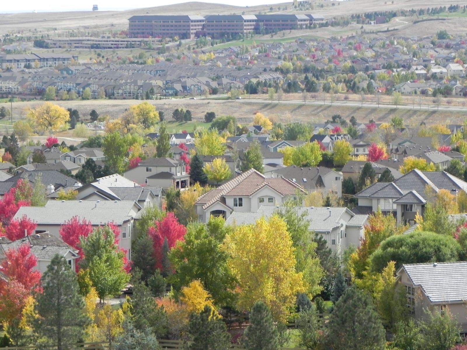 Superior Colorado Rock Creek Ranch Neighborhood