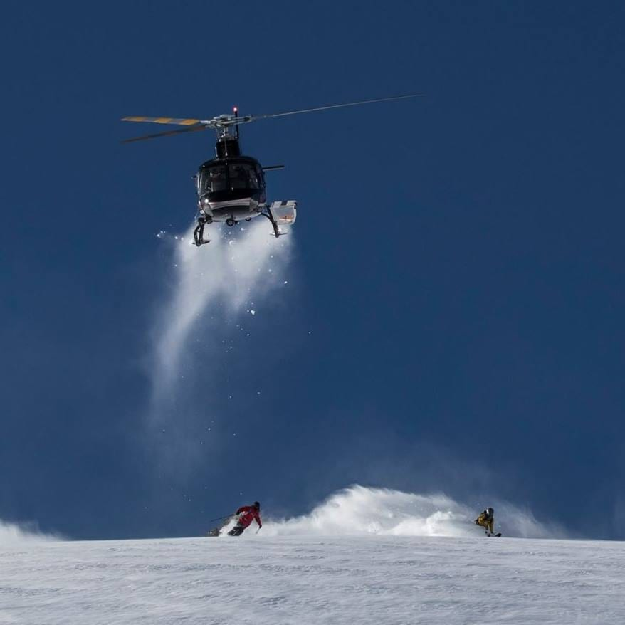 Telluride Helitrax Backcountry Skiing