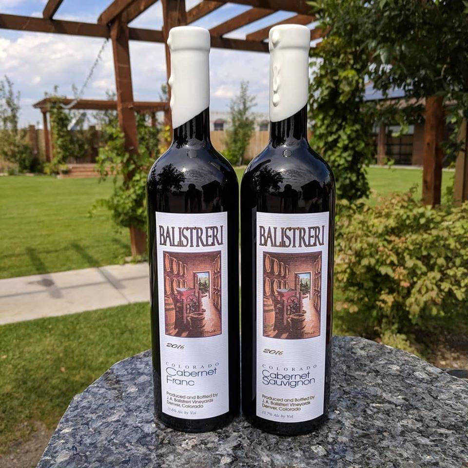 Balistreri Vineyards Denver winery