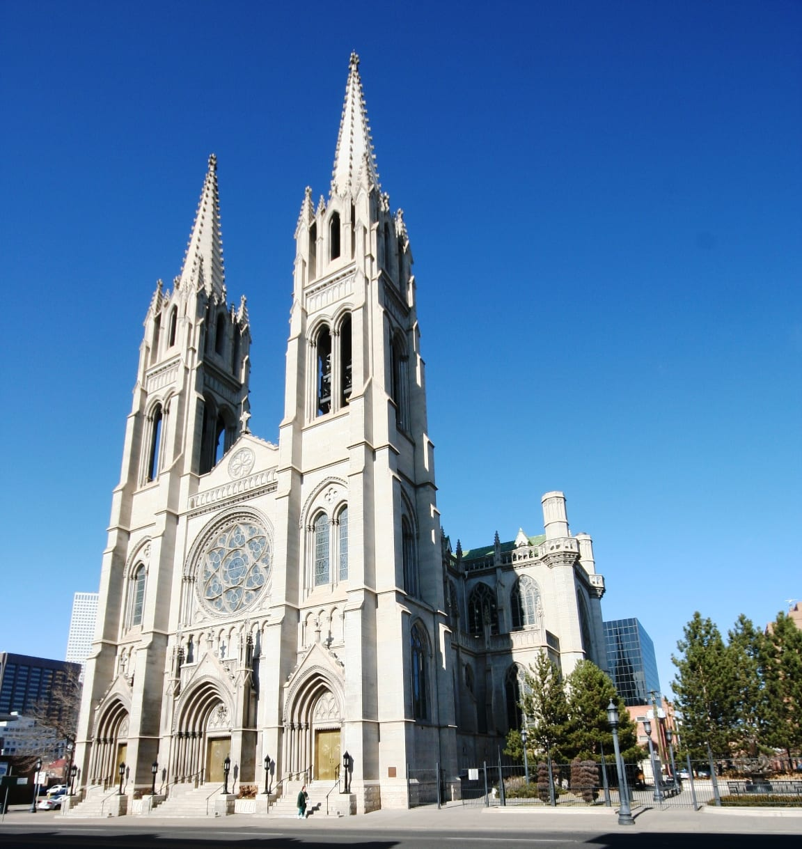 cathedral basilica of immaculate conception