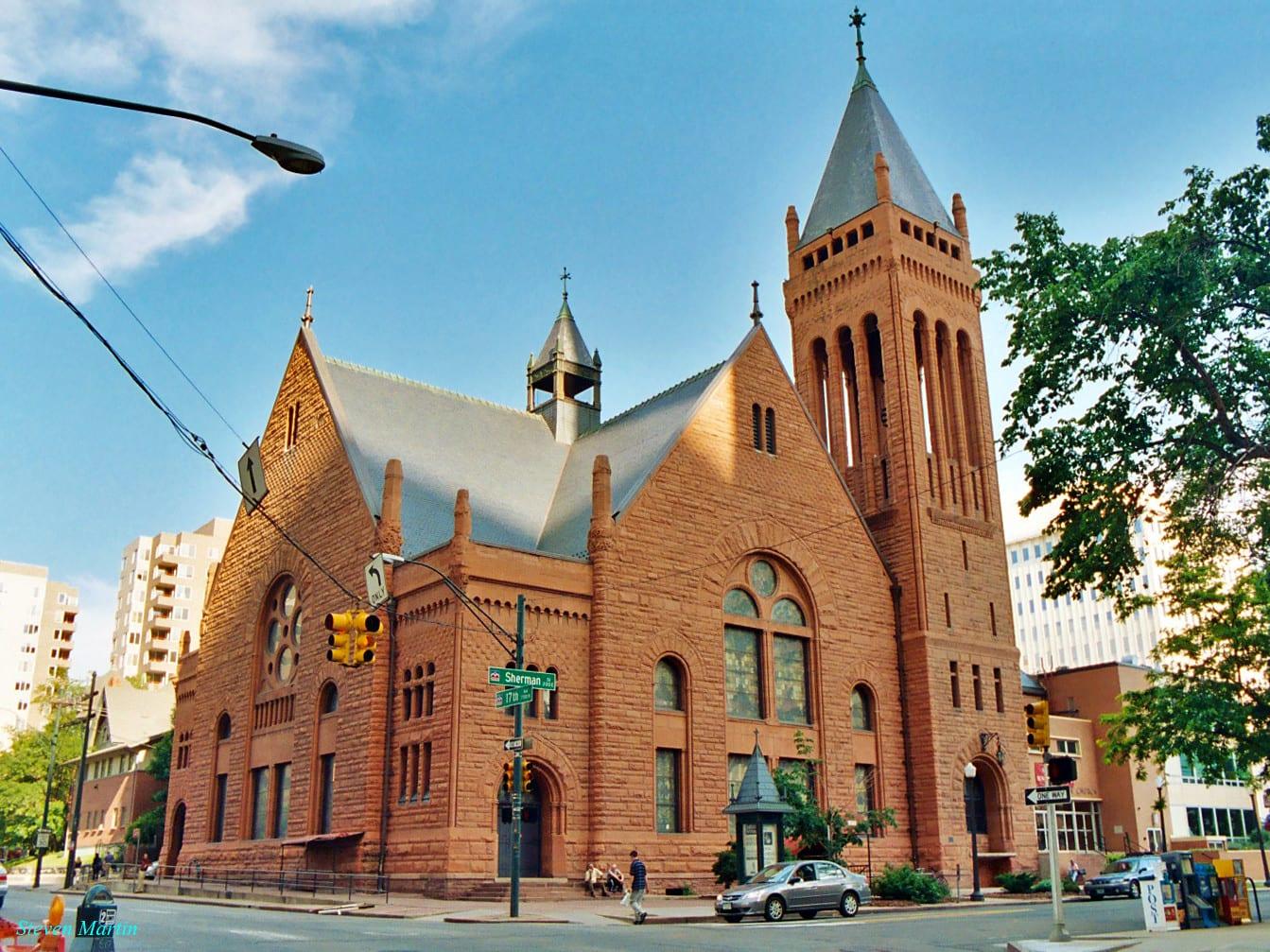 central presbyterian church denver