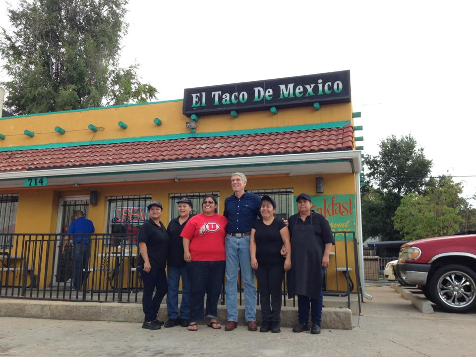 image of el taco de mexico in denver