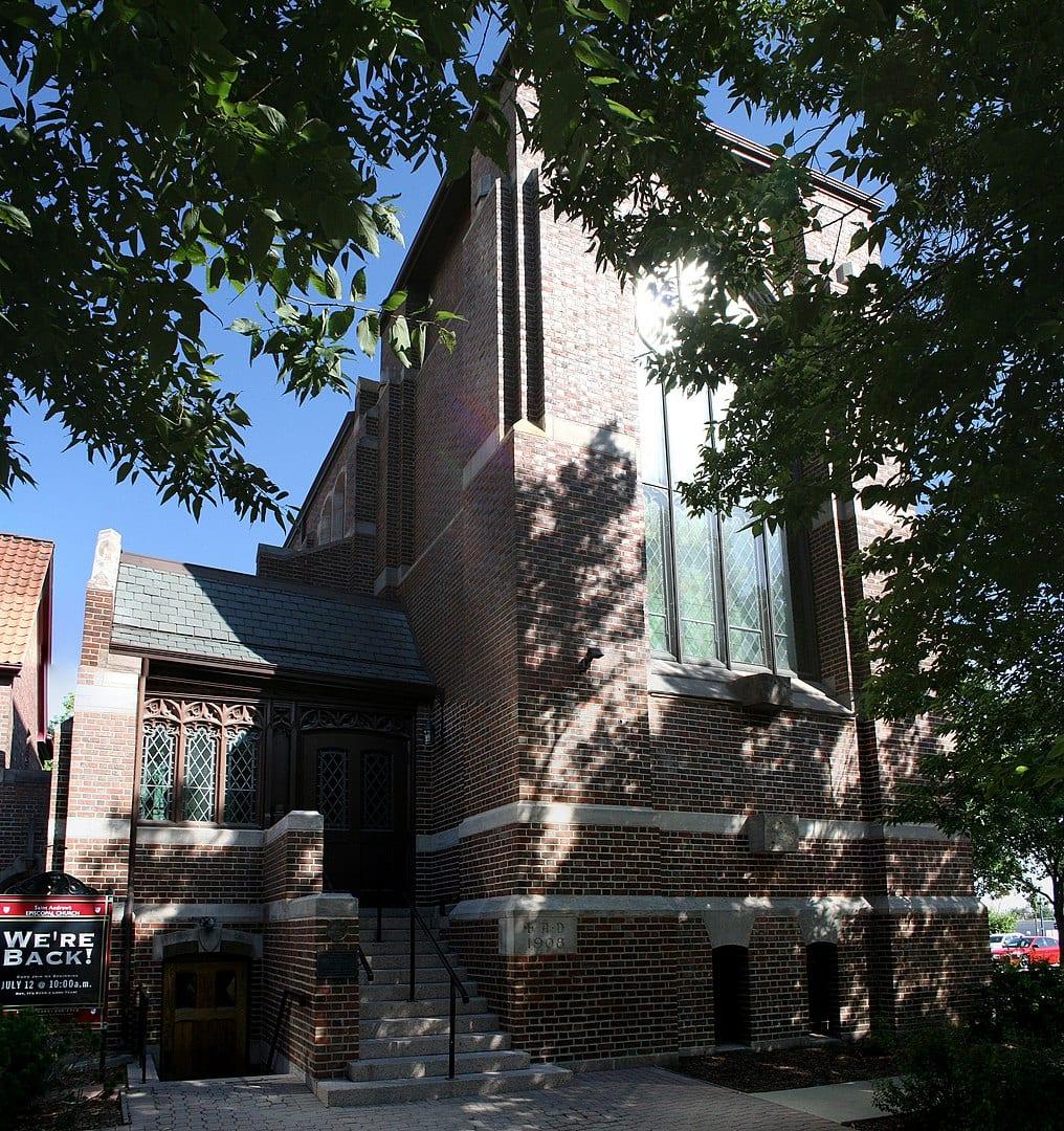 saint andrew episcopal church denver