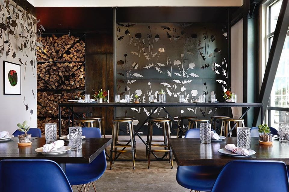image of annette restaurant, denver colorado
