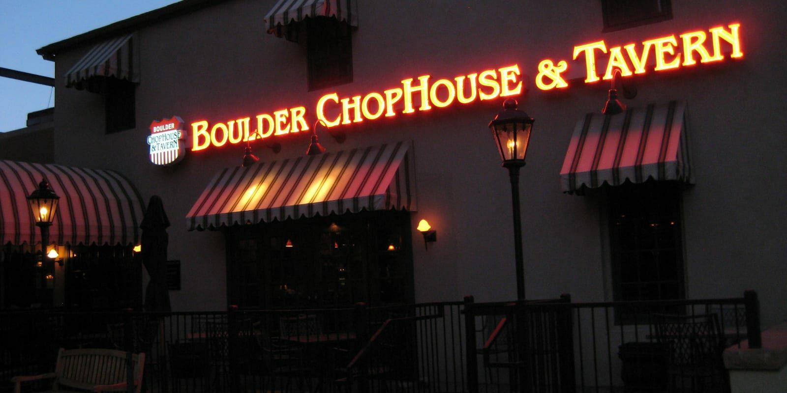 Boulder Chophouse and Tavern