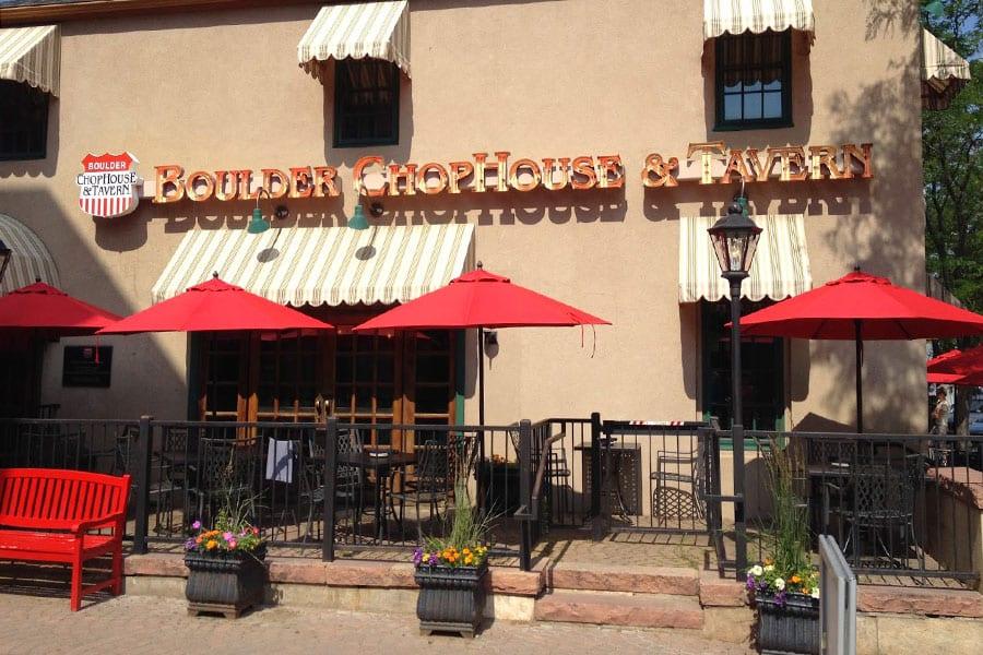 boulder chophouse and tavern colorado
