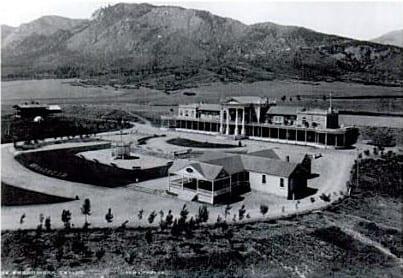 Broadmoor Casino 1891 Colorado Springs
