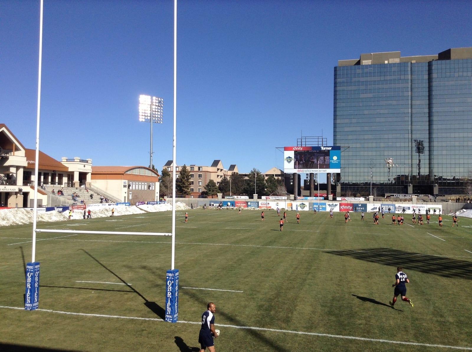 Colorado Raptors Rugby Infinity Park
