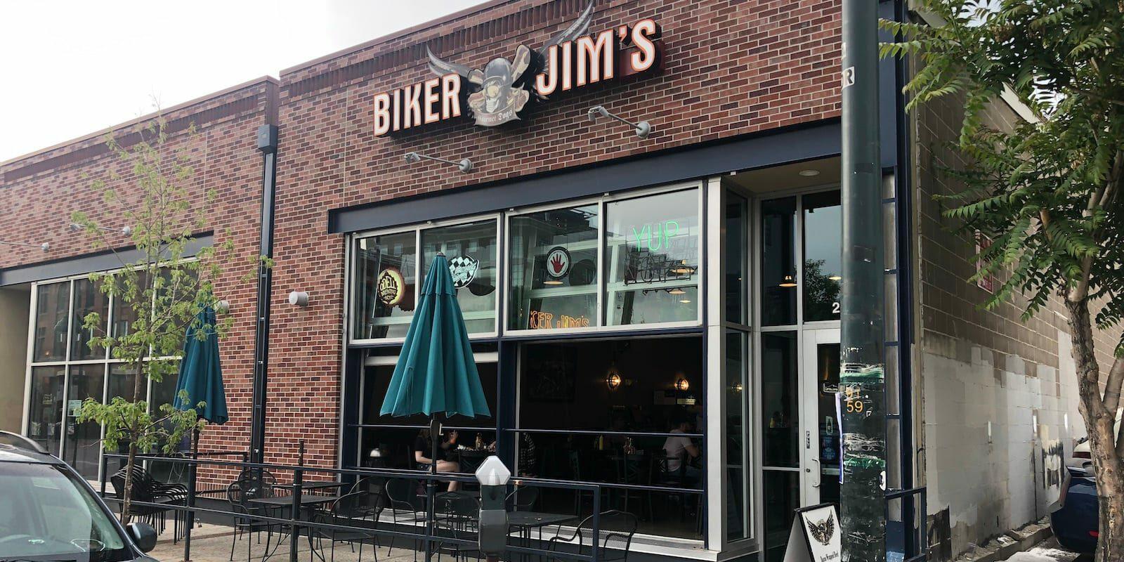 Biker Jim's Gourmet Dogs Denver