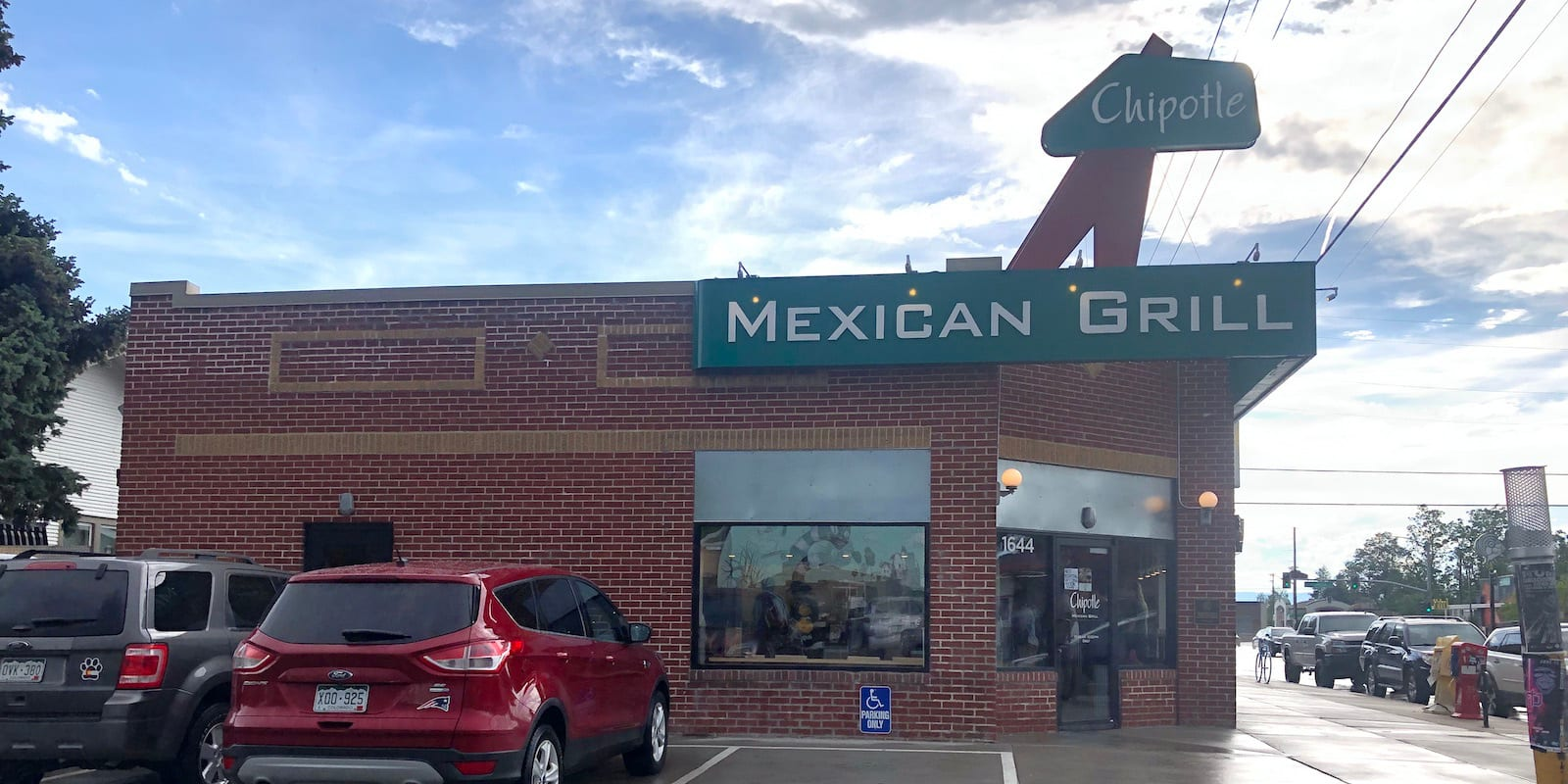 Chipotle Mexican Grill Original DU Denver Location