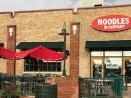 Noodles and Company Denver CO