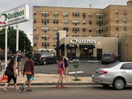 Quiznos Denver Capitol Hill