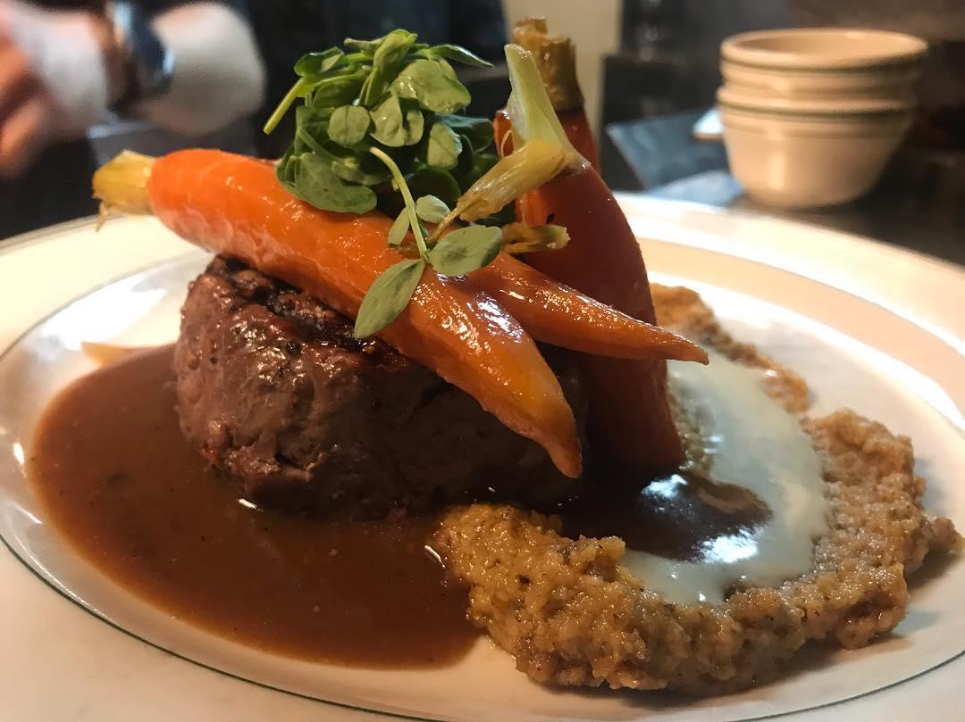 Colorado Springs Steakhouse Mackenzie's Chop House Prime Grade Ribeye Filet