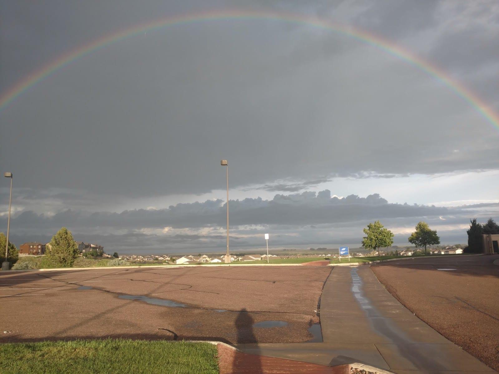Colorado Springs Weather Summer Storm