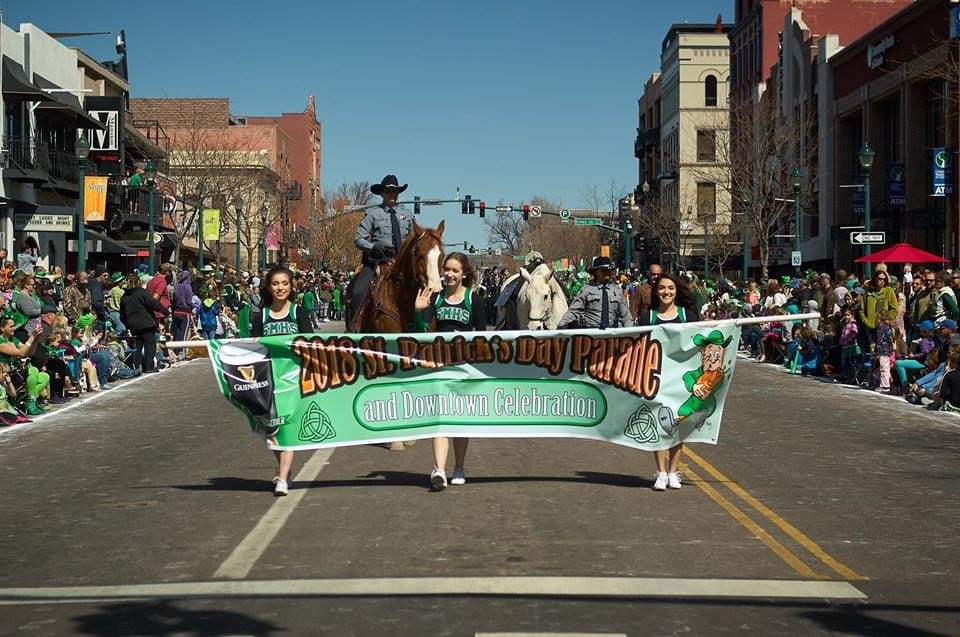 colorado springs saint patrick's day parade