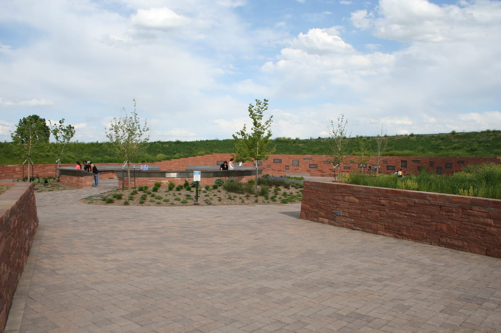 Columbine Memorial Littleton Colorado