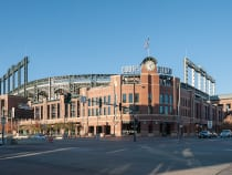 Coors Field Stadium Denver CO