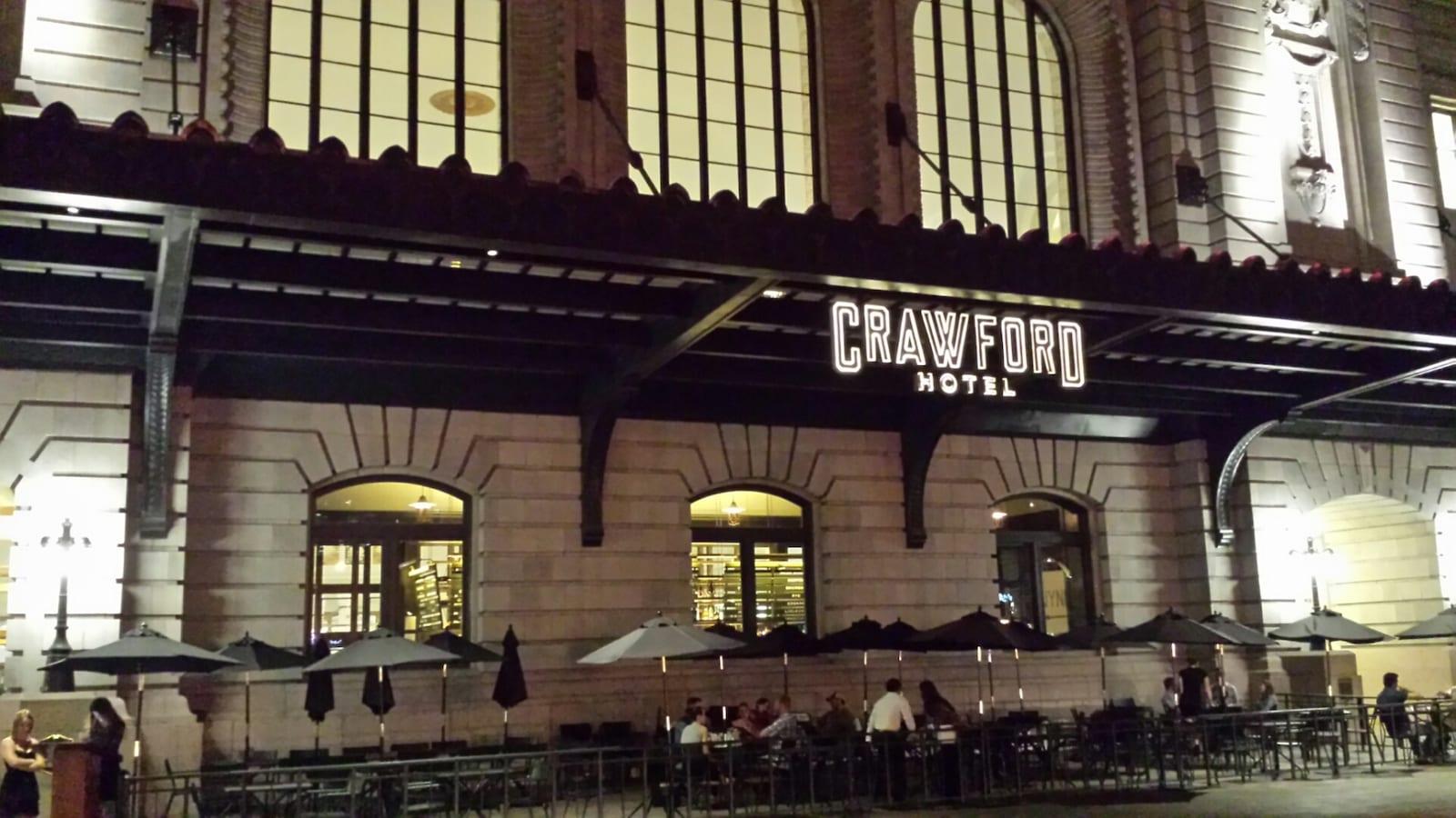 Crawford Hotel Denver Union Station