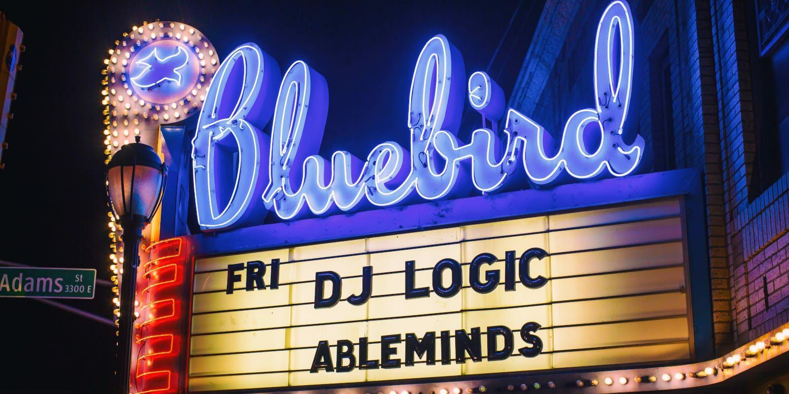 Bluebird Theatre Denver CO Concert Venue