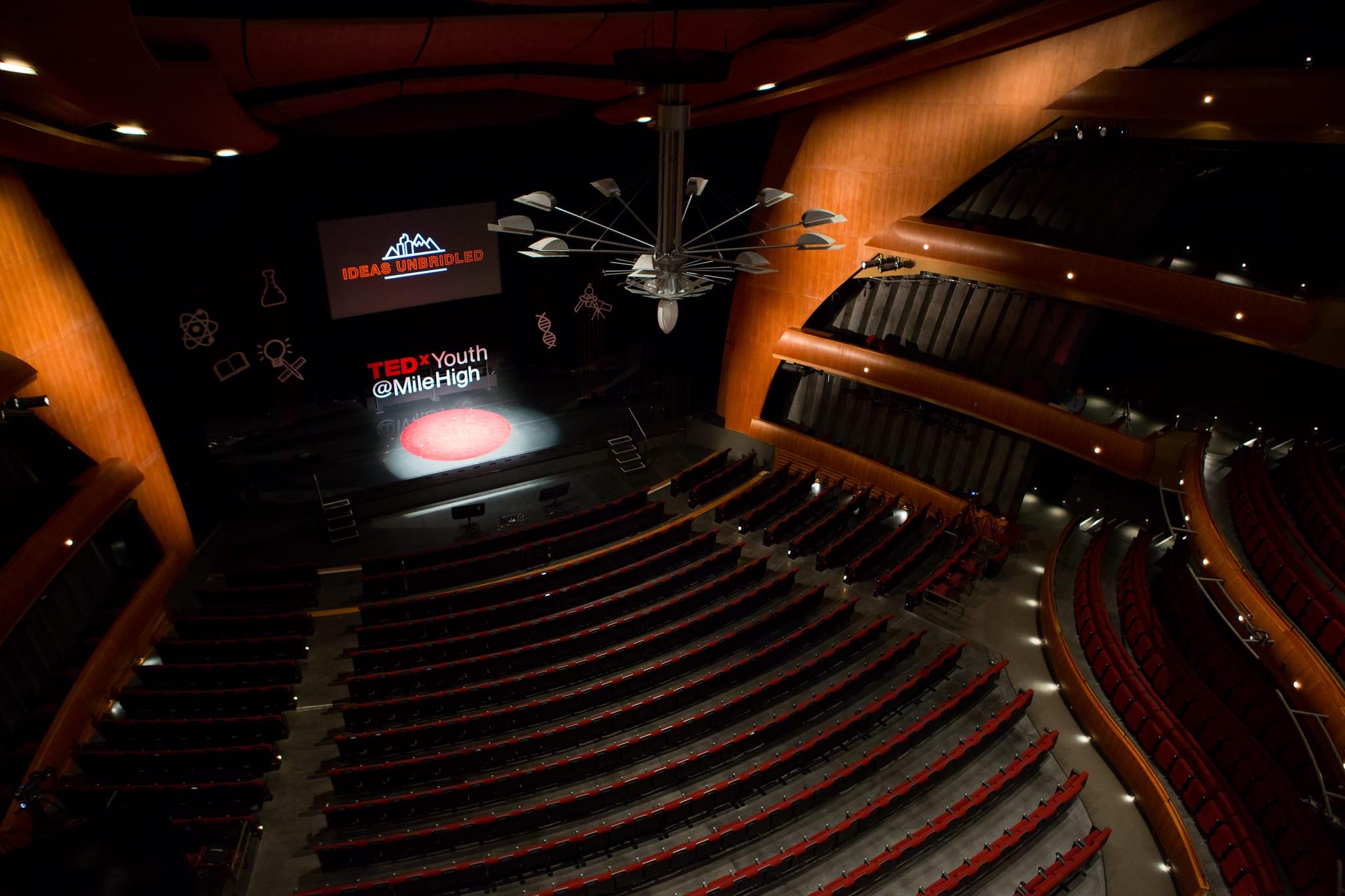 ellie caulkins opera house denver colorado
