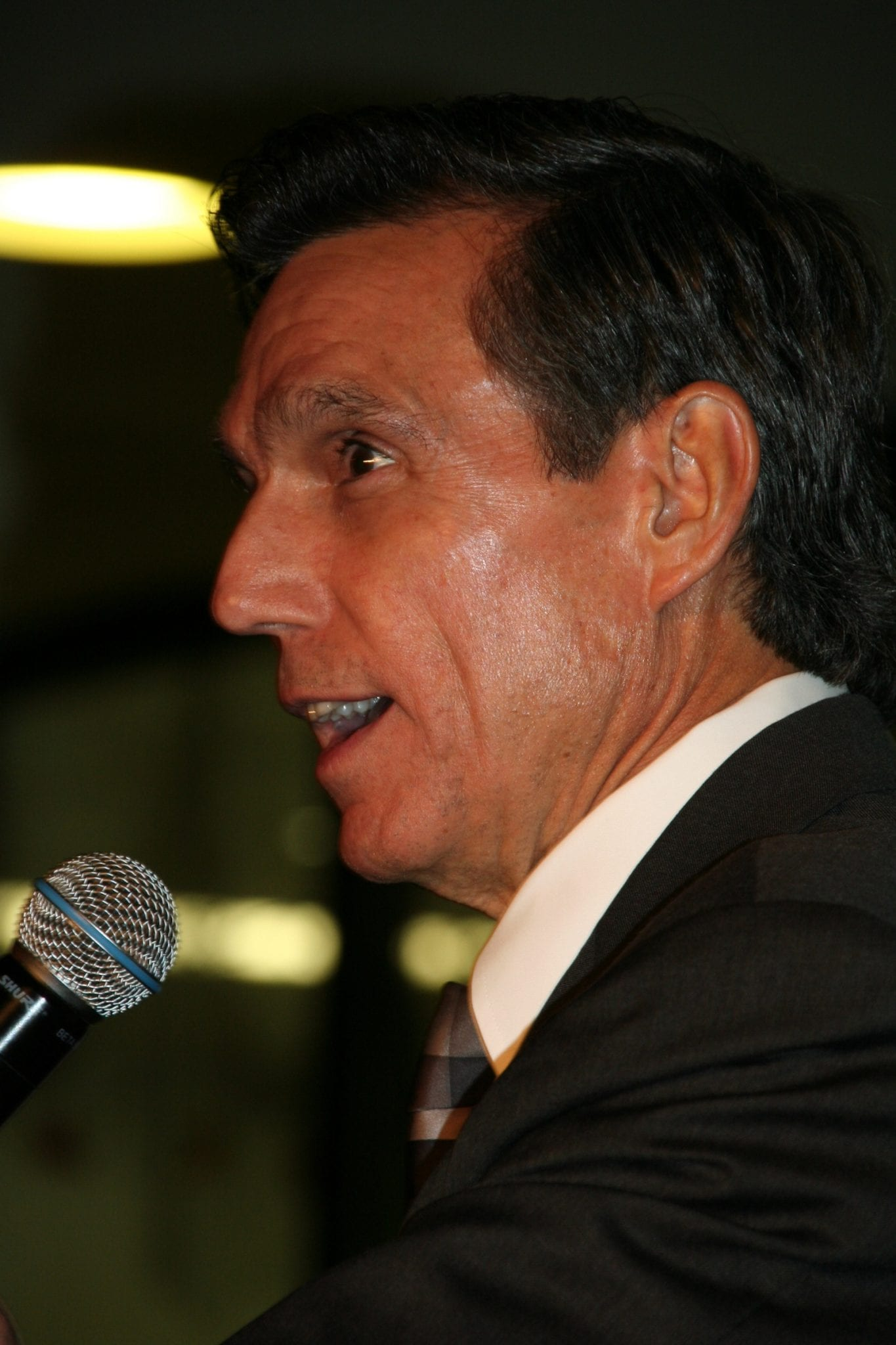 Former Denver Mayor Federico Peña