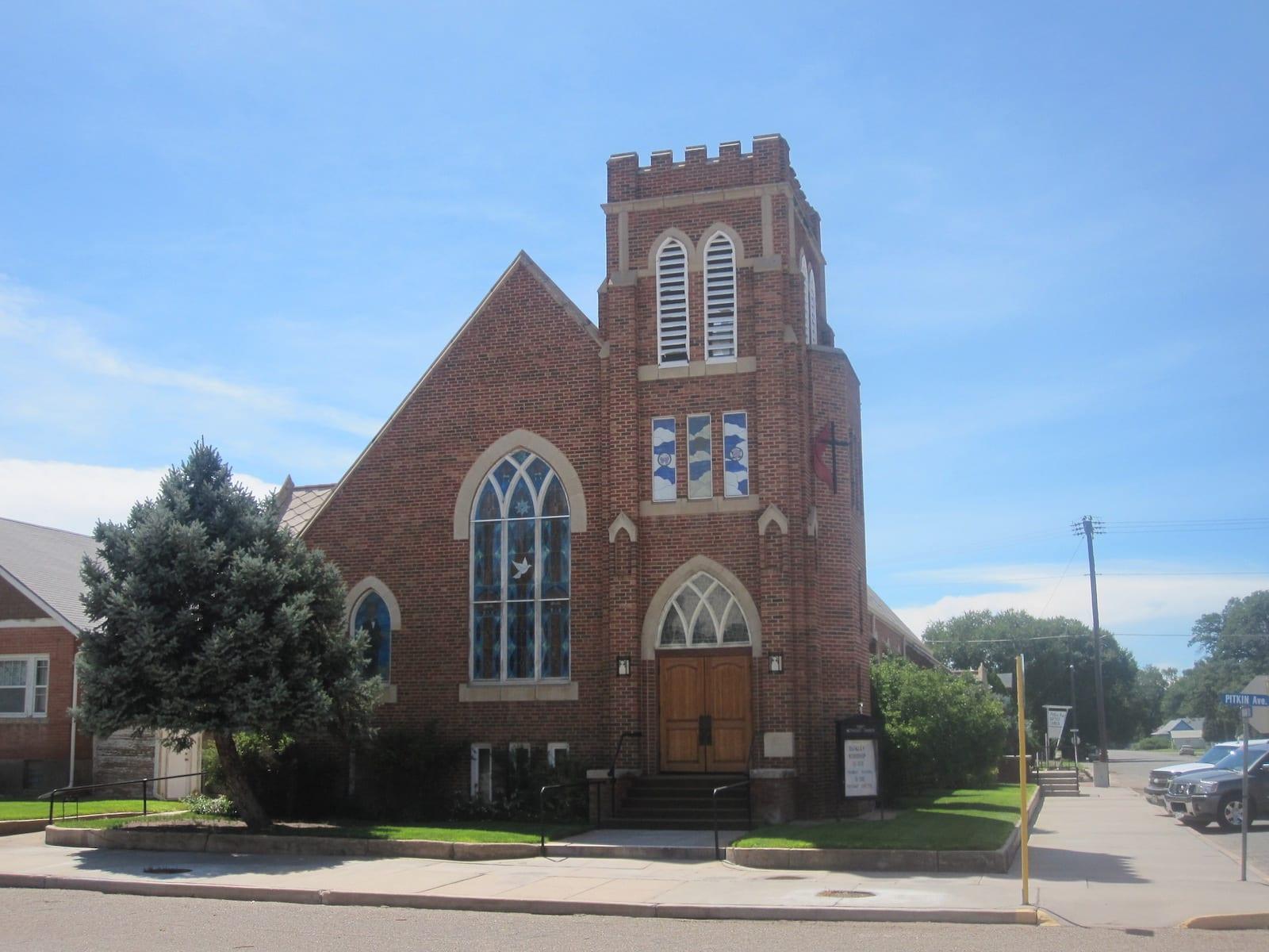 Fowler CO First Methodist Church