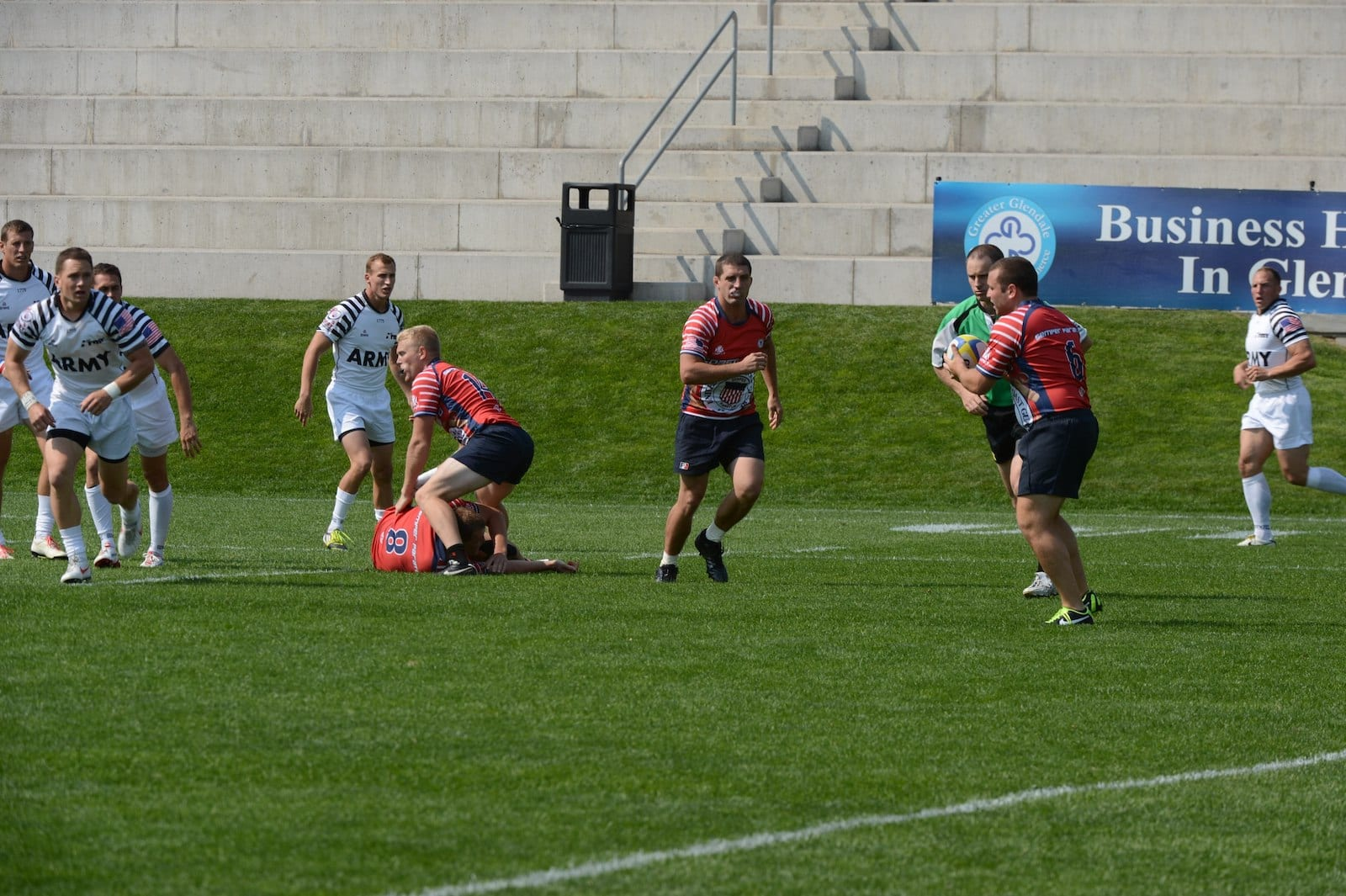 Infinity Park at Glendale Army vs Coast Guard Rugby