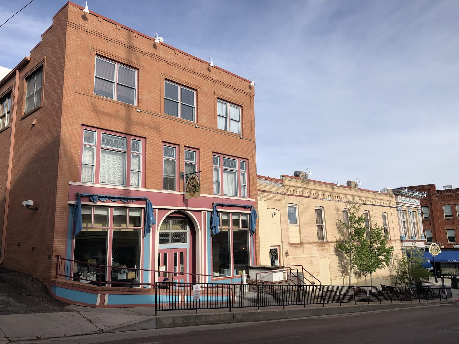 Johnny Nolon's Casino Cripple Creek Exterior