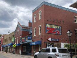 Johnny Z's Casino Central City CO Parking