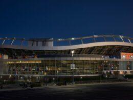 Sports Authority Field at Mile High Stadium Denver Colorado