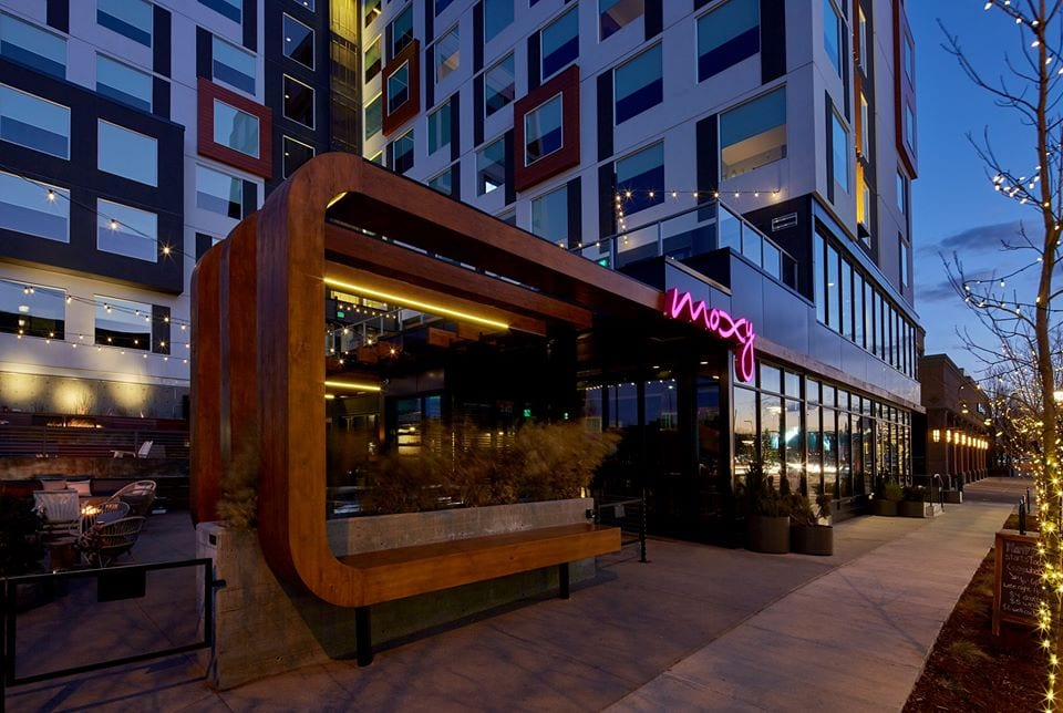 moxy hotel denver cherry creek