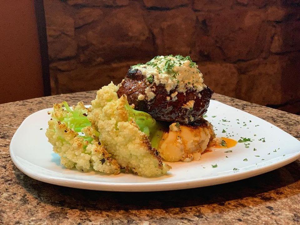 filet mignon, rabbit hole restaurant, colorado springs steakhouse