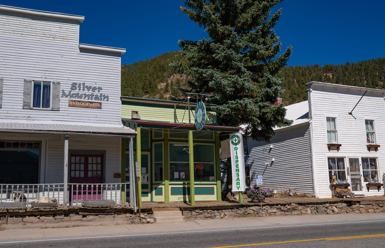 Recreational Marijuana Dispensary Empire Colorado