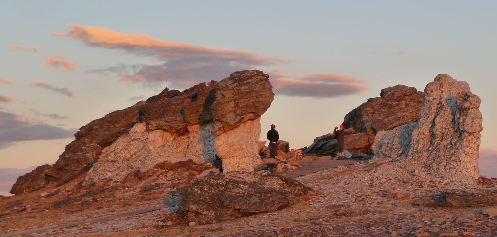 Rocky Mountain National Park Tundra Communities Trail September