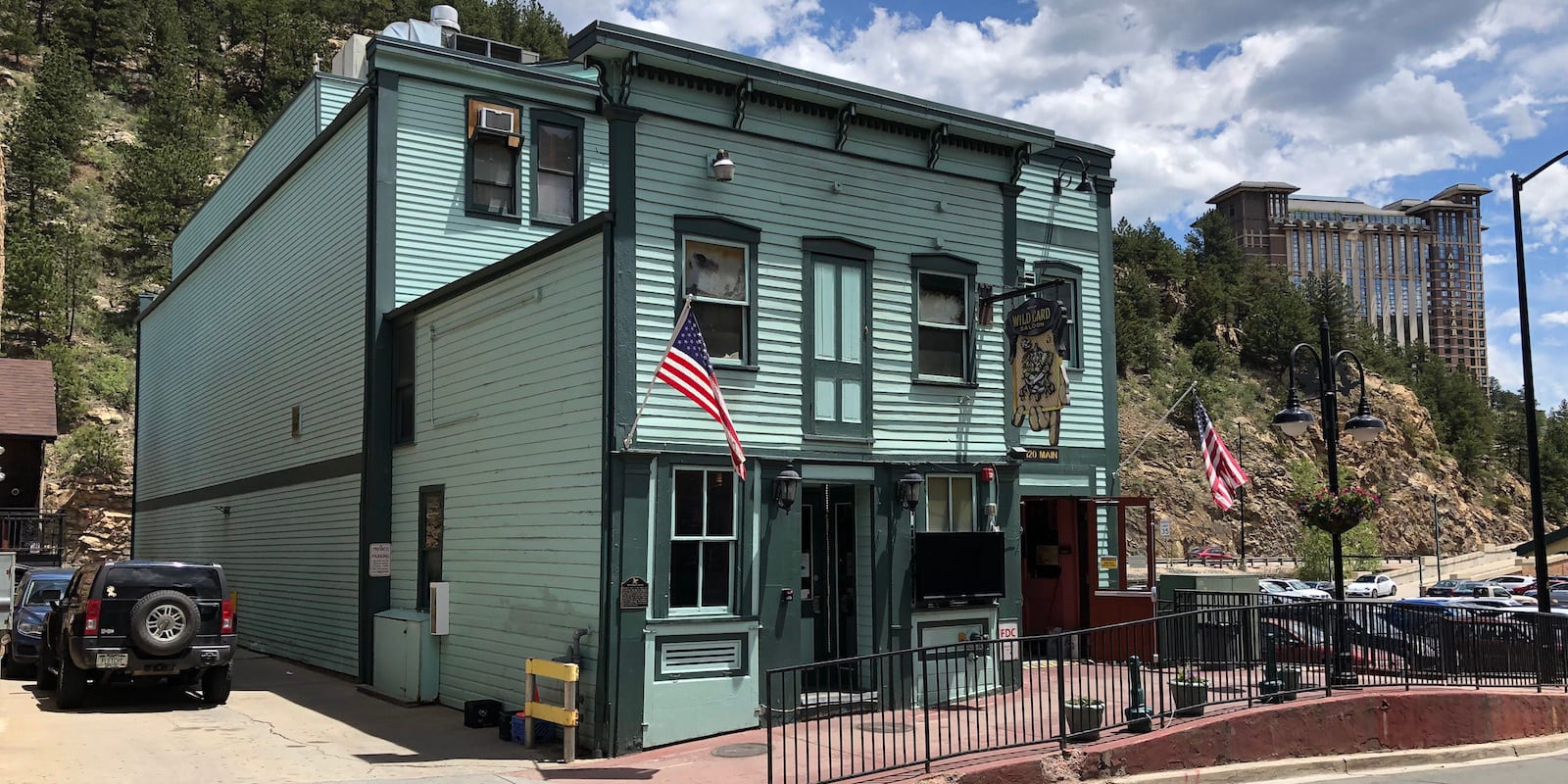 The Wild Card Saloon Black Hawk CO