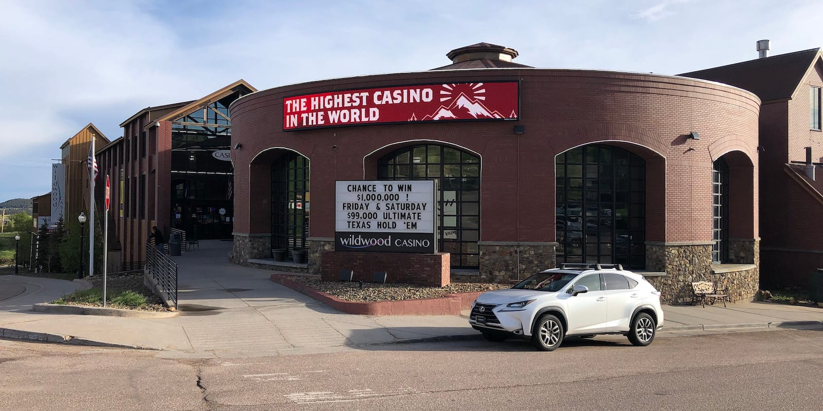 Wildwood Casino Cripple Creek CO