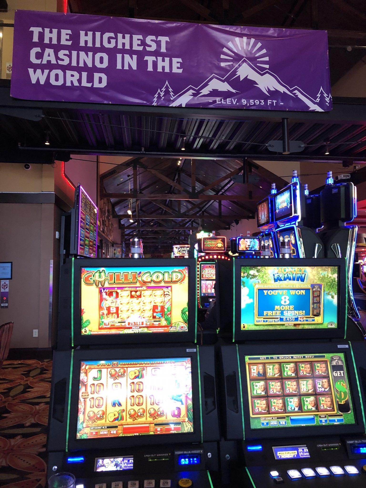 Wildwood Casino Cripple Creek CO Slots