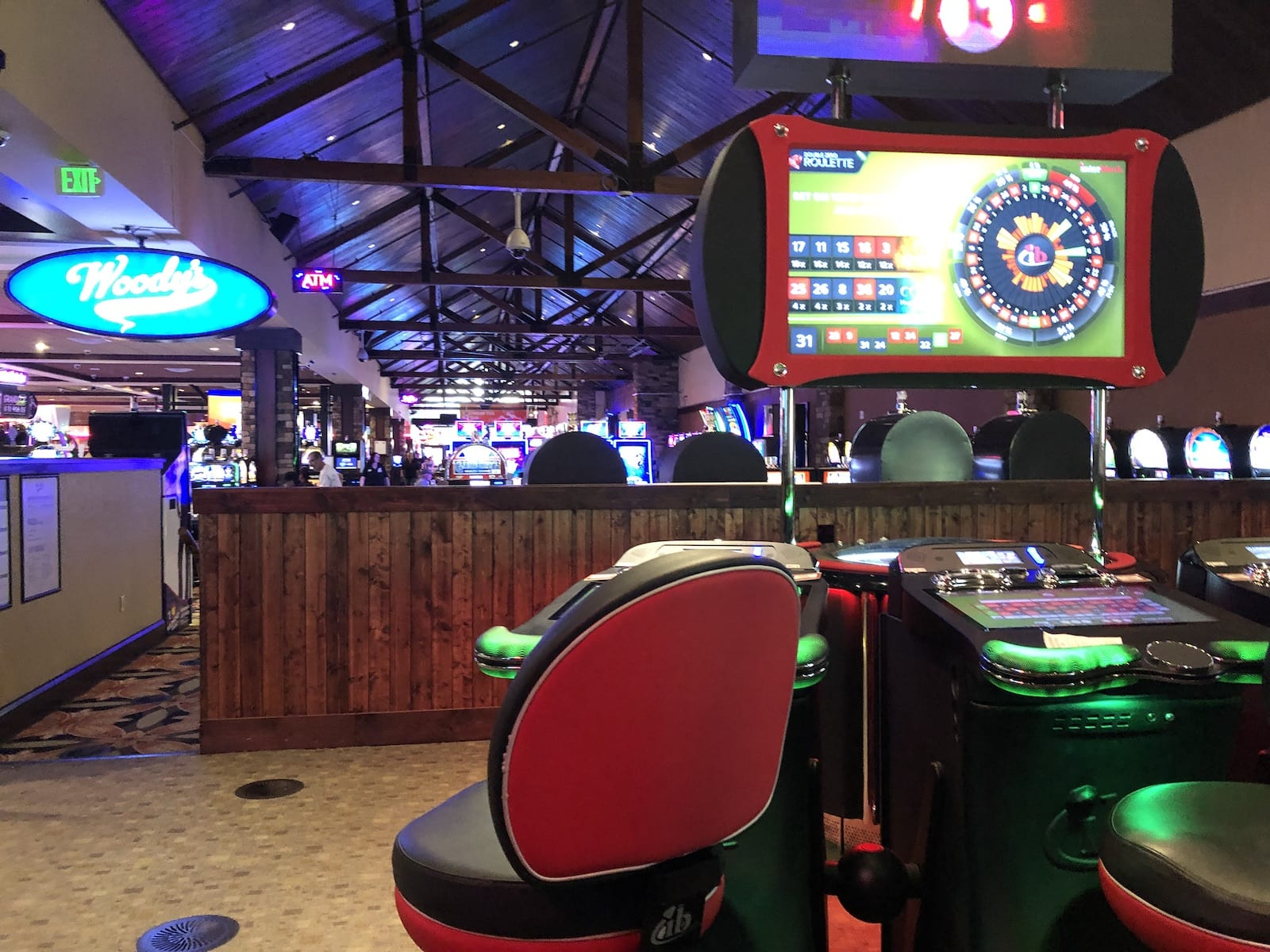 Wildwood Casino Cripple Creek CO Electronic Roulette