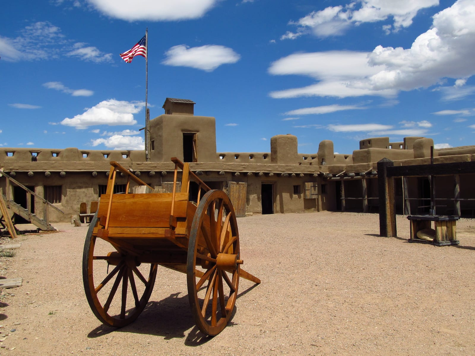 Bent's Old Fort National Historic Site, CO