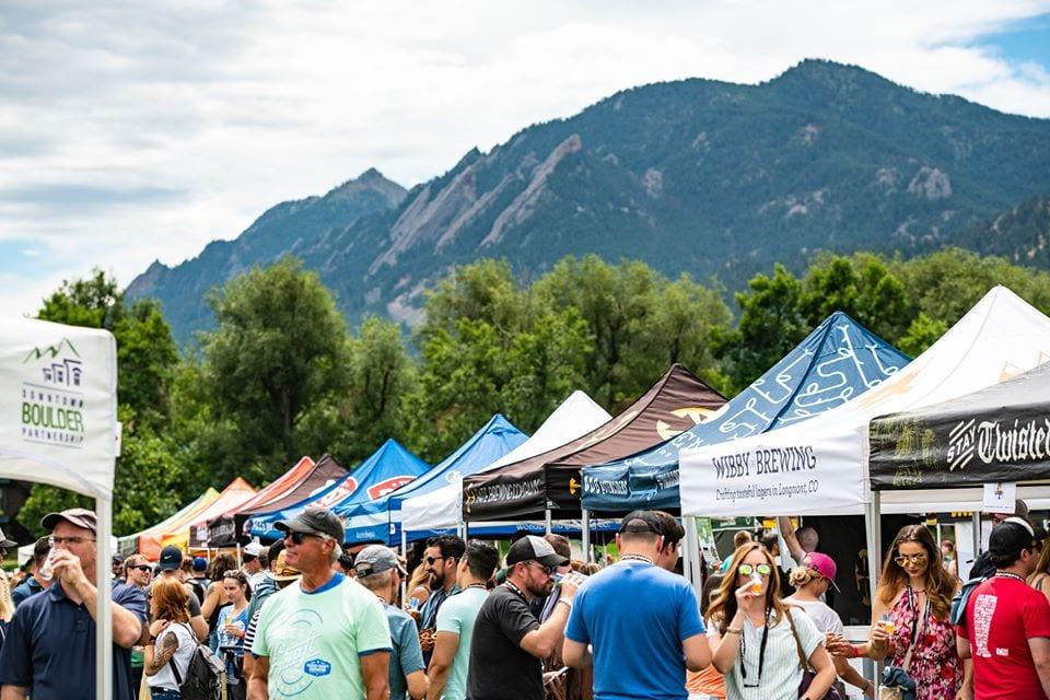 image of boulder craft beer festival