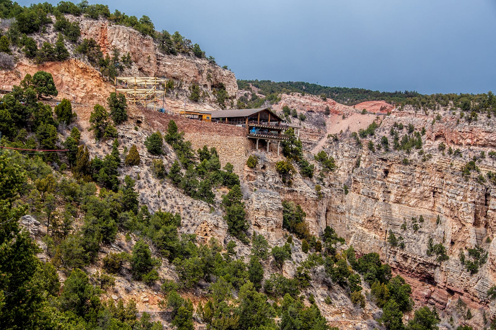 Cave of the Winds, CO