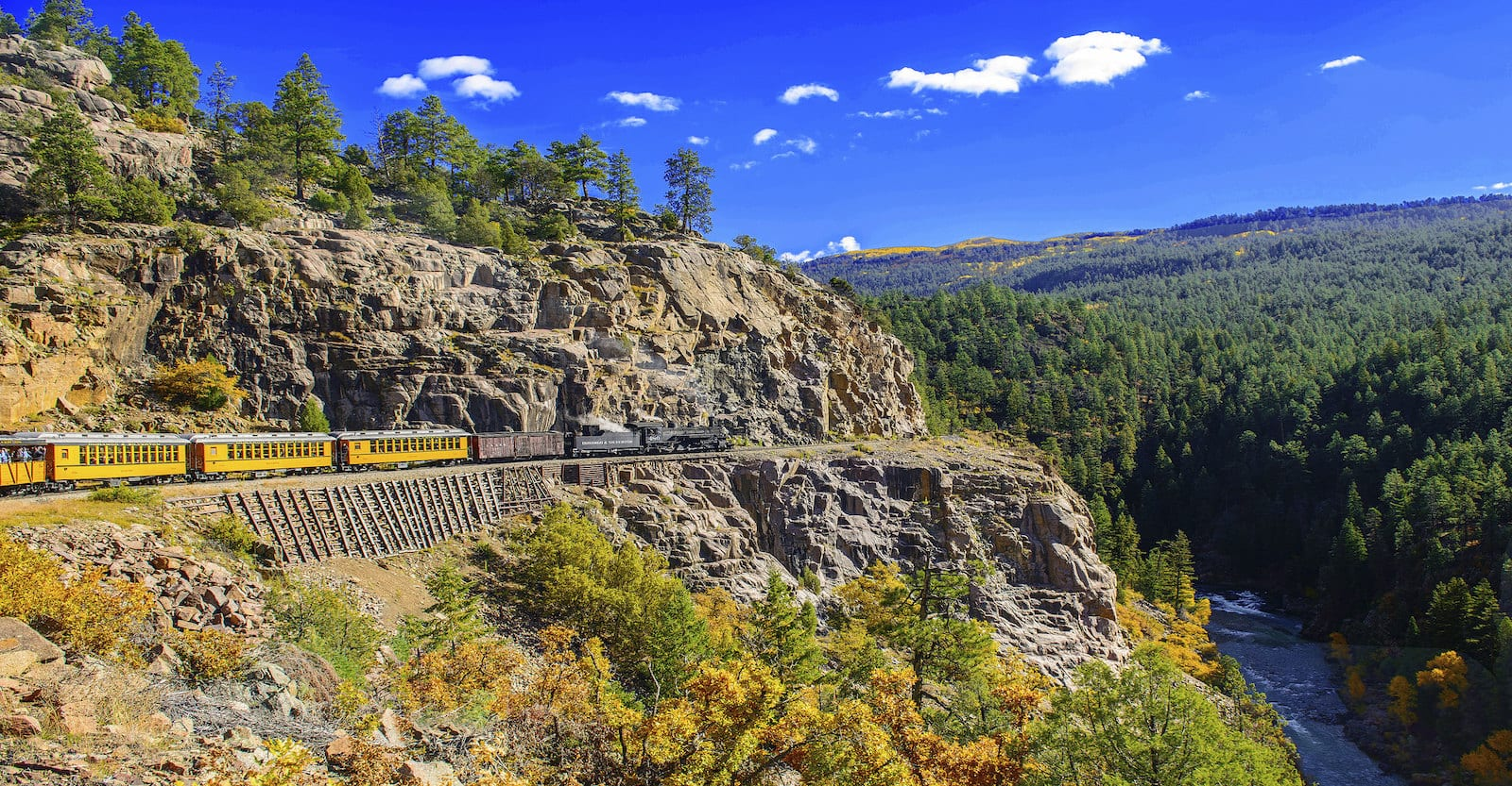 Durango & Silverton Railroad, CO