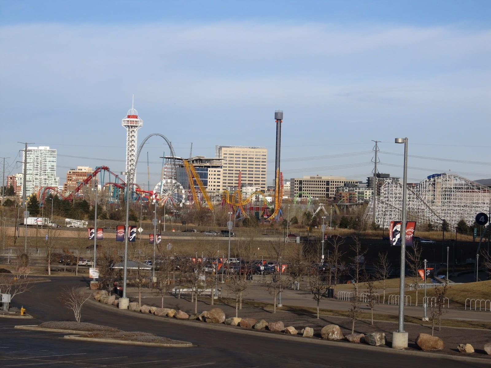Elitch Gardens Theme & Water Park, Denver