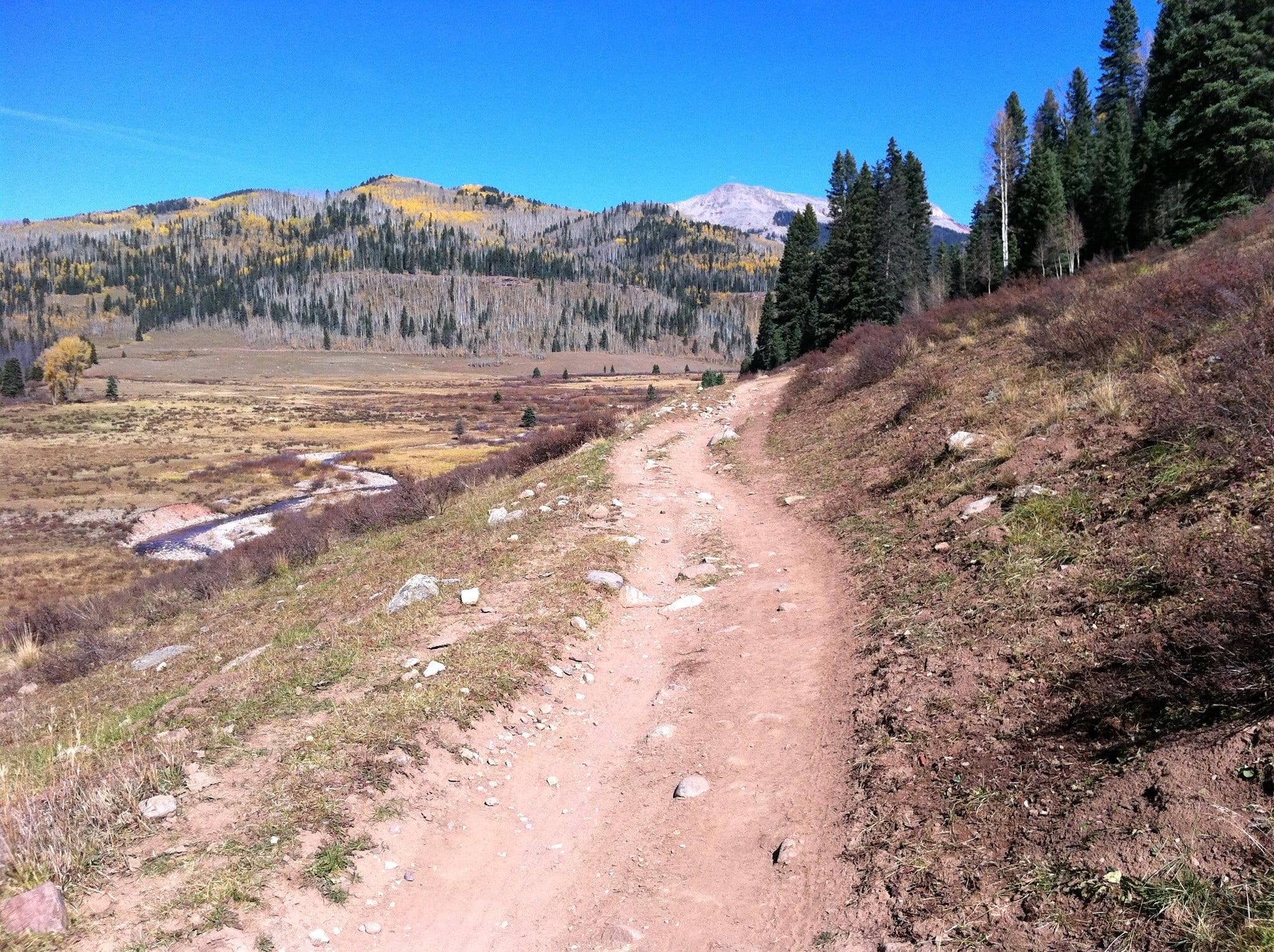 hermosa creek trail durango colorado