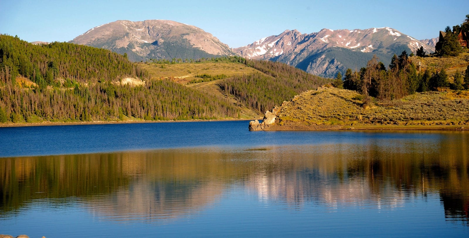 Lake Dillon, CO