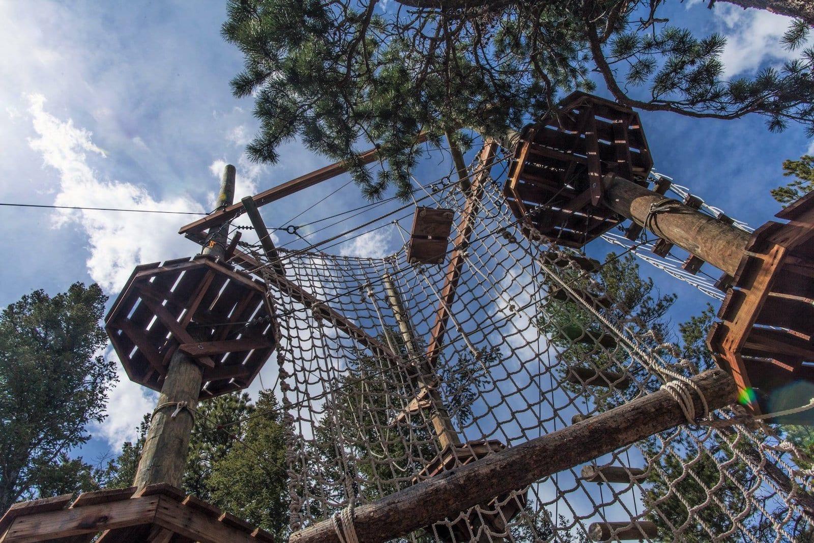 Lawson Adventure Park in Dumont, CO